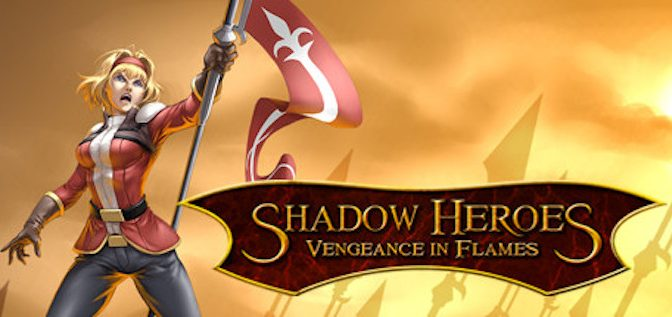 Battling Magic Foes in Shadow Heroes: Vengeance in Flames