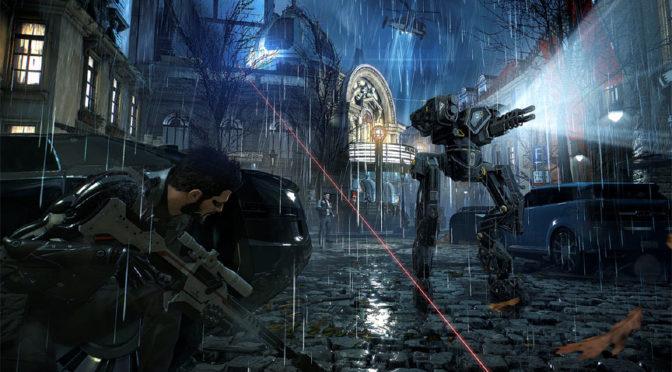Deus Ex: Mankind Divided VR Experience Added to Steam