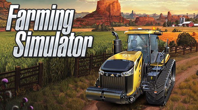 Farming Simulator Announced For Nintendo Switch, PlayStation Vita, Nintendo 3DS