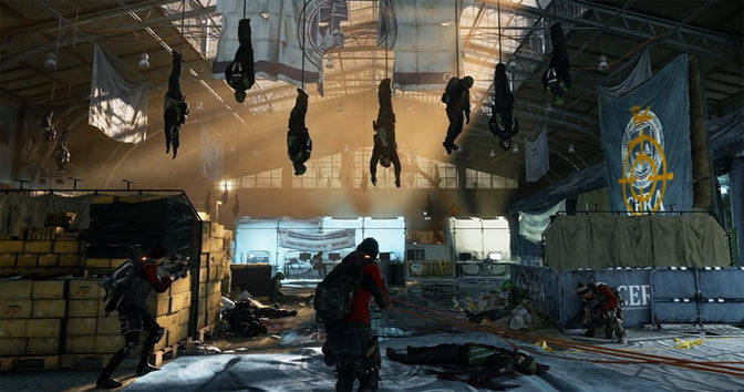 Tom Clancy's The Division Releasing Last Stand DLC
