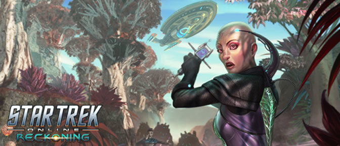 Star Trek Online: Season 12 – Reckoning Now Available