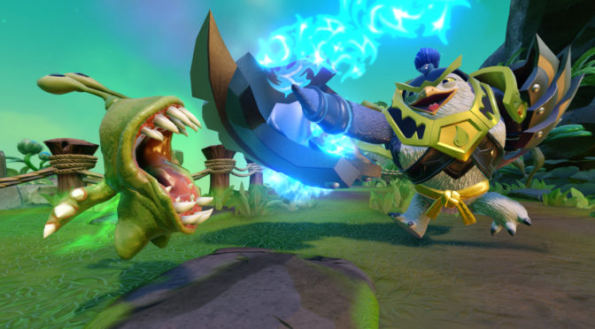Skylanders Moving To Nintendo Switch