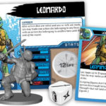 TMNT Board Game Powers Up