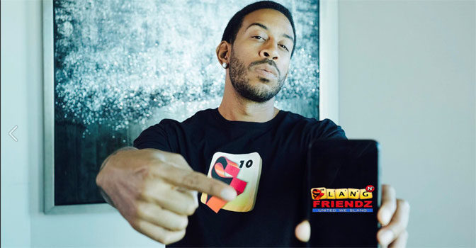 Ludacris Helps to Launch Slang N Friendz Word Game
