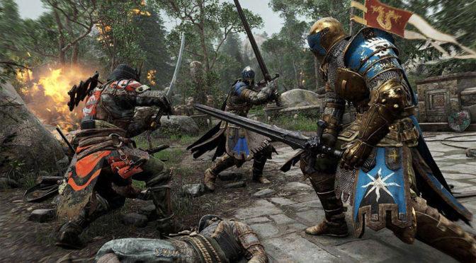 Ubisoft Announces For Honor Season Pass