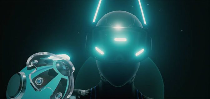 CCP Games Announces Full-Body VR-Only Sports Game Sparc