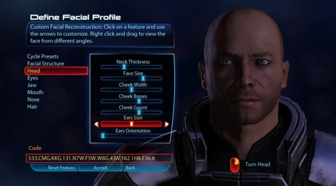 Video Game Tuesday: Character Customization