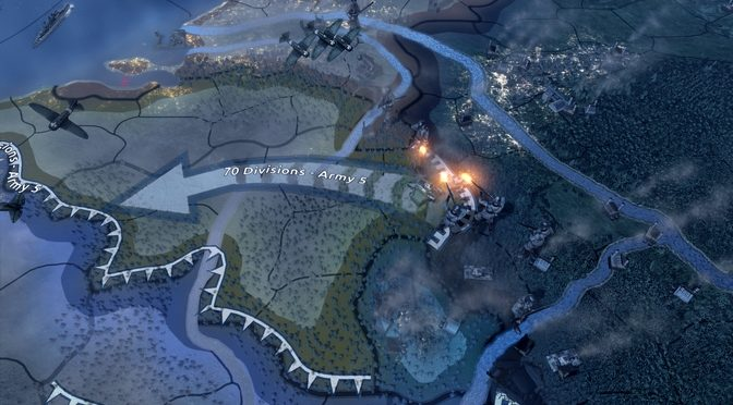 Hearts Of Iron IV Sells Half A Million Copies
