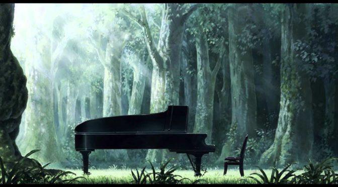 Manga Monday: Piano no Mori by Isshiki Makoto