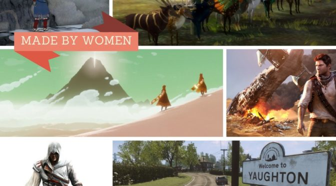 Celebrating International Women's Day 2017 with 10 Great Games Made by Women