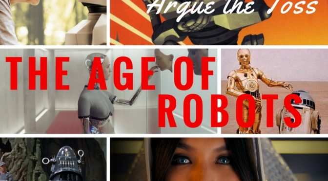 Rise of the Robots in Film and TV