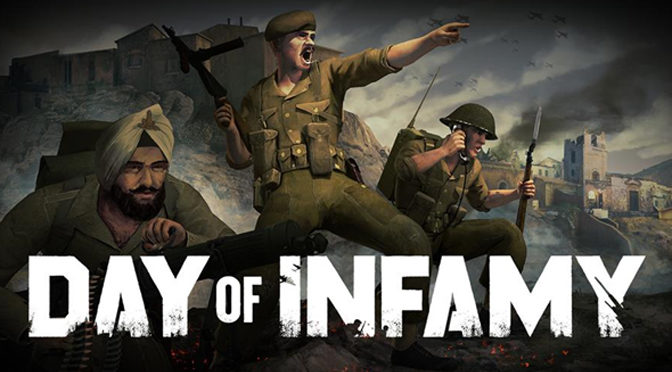 Day of Infamy Now Available