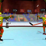 Old Time Hockey Skates to PlayStation and PC