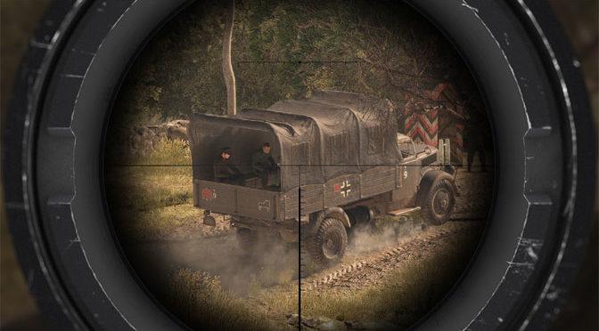 Sniper Elite 4 Makes a Crack Shot