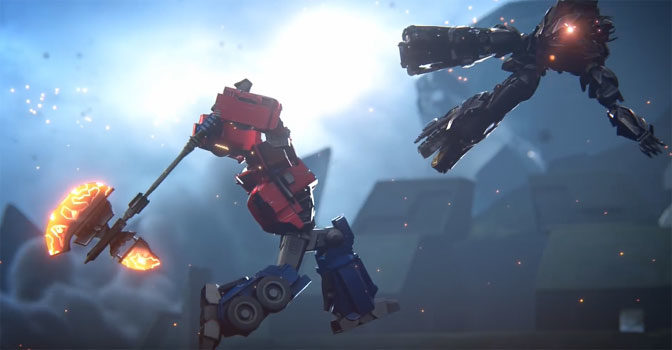 New TRANSFORMERS: Forged to Fight Trailer Revealed
