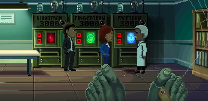 Thimbleweed Park Murder Mystery Comes To PC, Mac and Xbox