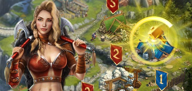 Plarium's Vikings: War of Clans: Does Reality Match The Hype?