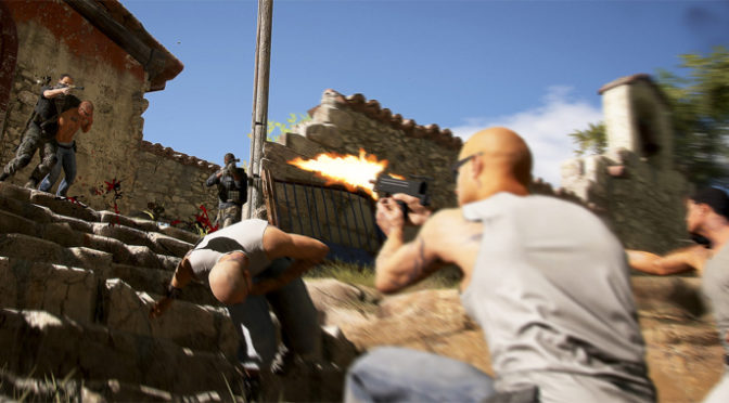 Player vs Player Combat Coming to Ghost Recon Wildlands