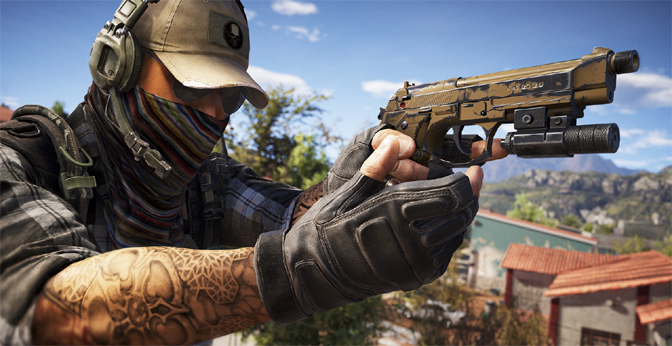 Ghost Recon Wildlands Ghost War PvP Mode Launching October 10