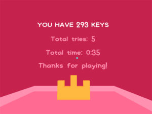 You Have 293 Keys
