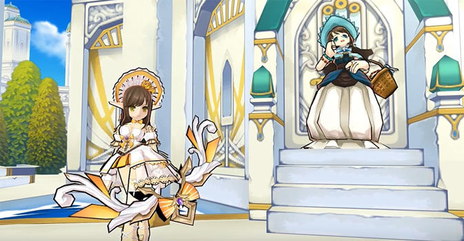 Elsword Revamps PvP, Adds Wardrobe Options