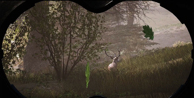 Hunting Simulator Shows Off Animal Diversity