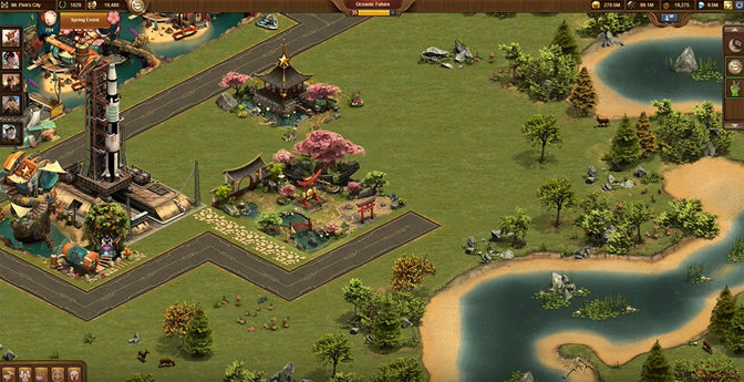 InnoGames Highlights Forge of Empires, Tribal Wars Improvements