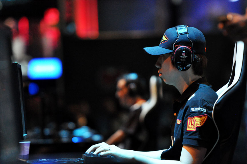 Source: Wikipedia Commons: ESL Extreme Masters Pro Gaming