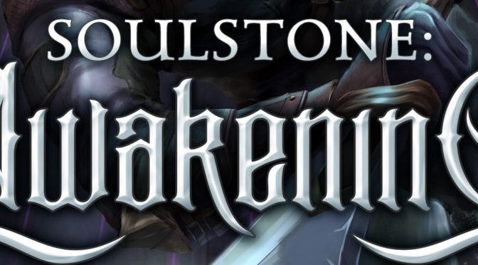 Bookish Wednesday: Soulstone Awakening by J. A. Cipriano