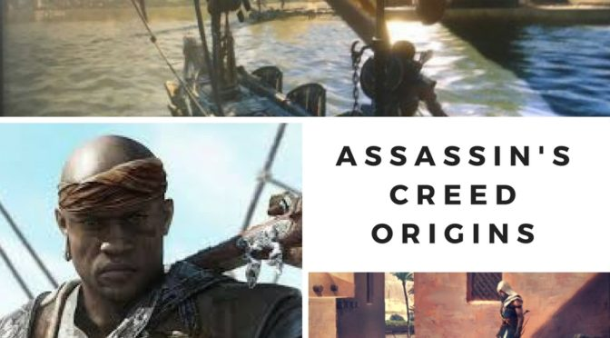 Assassin's Creed Origins' Egypt setting could herald first African lead