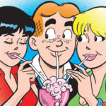 Archie Gets First Coloring Book