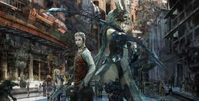 Final Fantasy XII The Zodiac Age's Gambit Trailer Released