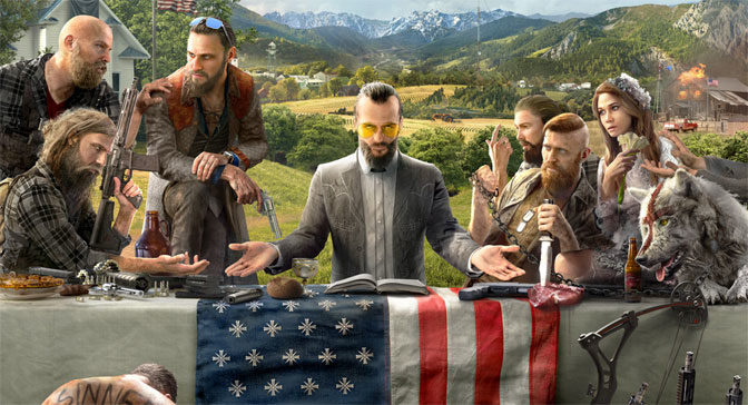 Far Cry 5 Gets Story Trailer, Season Pass Details