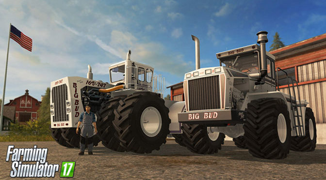 Farming Simulator 17 Fields The Big Bud Pack DLC