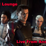 Lounging in Mass Effect: Andromeda