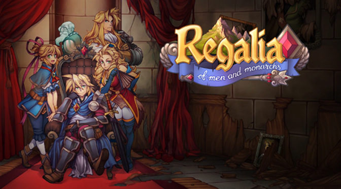 Release Trailer Revealed for Regalia: Of Men and Monarchs