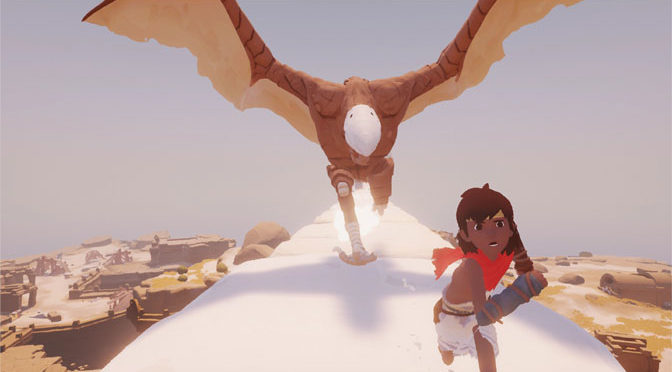 RiME Makes Landfall on Consoles, PC