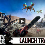 The Surge Releases Brutal Combat Launch Trailer