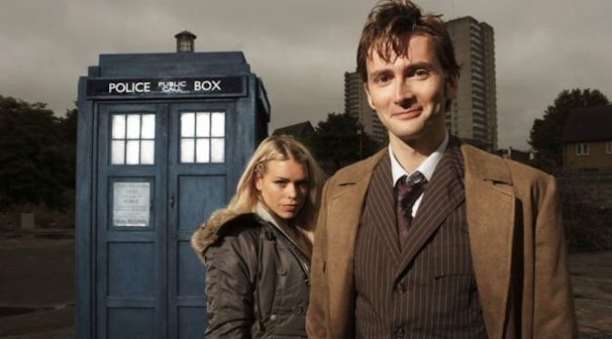 David Tennant Explores Time and Space at Awesome Con 2017