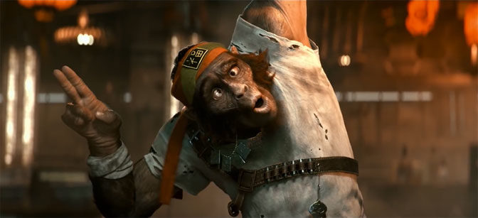 Beyond Good And Evil 2 Announced With Racy New Trailer