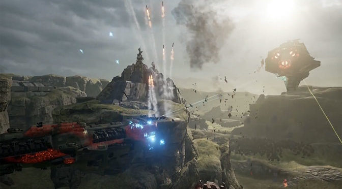 Dreadnought Adds Havoc Mode To PlayStation 4 Closed Beta