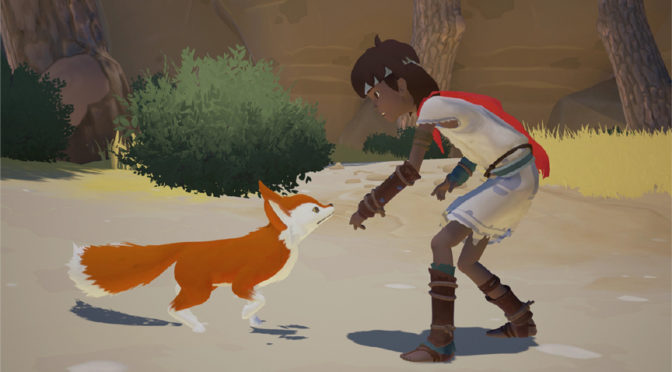 RiME Lands on Nintendo Switch