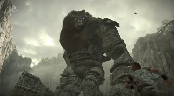 Shadow of the Colossus Making BIG Return
