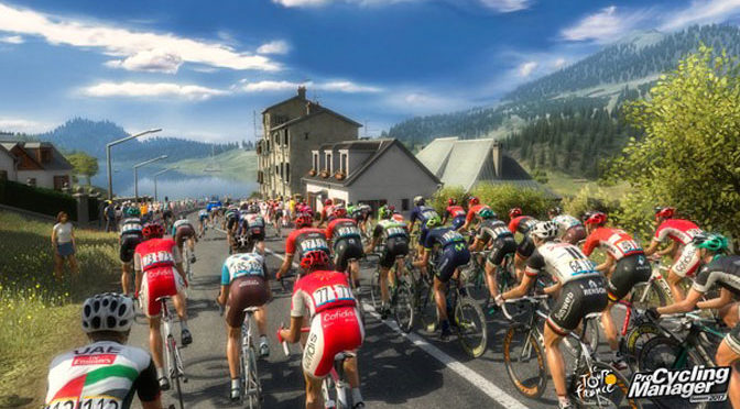 New Cycling Games Rolling Out