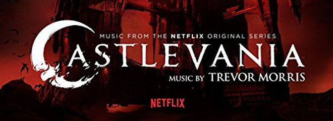 Castlevania Netflix Series Soundtrack Now Available