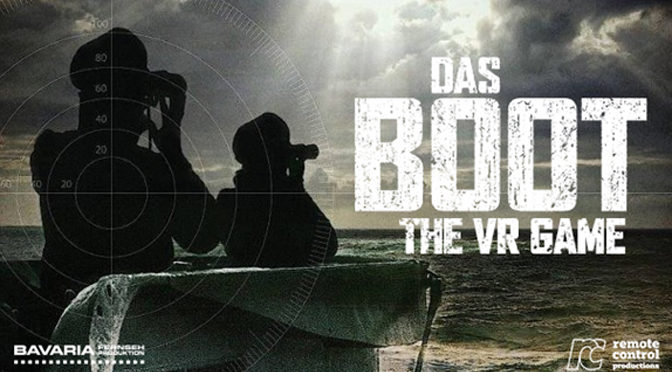 Das Boot Movie Being Made Into VR Game