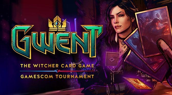 $25,000 GWENT Gamescom Tournament Announced