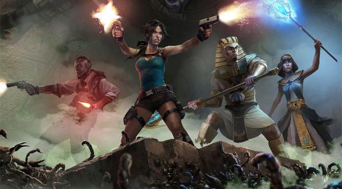 Crystal Dynamics Celebrating 25 Years of Game Development