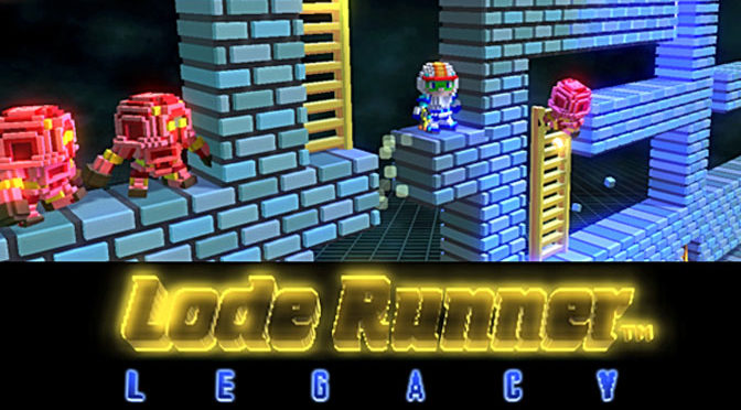 Lode Runner Remake Gets July Release Date
