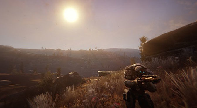 Ground-Breaking New Open World Direction Announced for Warframe